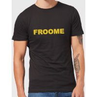 Summit Finish Froome - Rider Name Men's T-Shirt - Black - M - Black