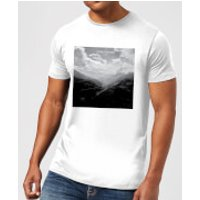 Summit Finish Col du Tourmalet Scenery Men's T-Shirt - White - XL - White
