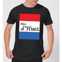 Summit Finish Alpe D'Huez Men's T-Shirt - Black - S - Black