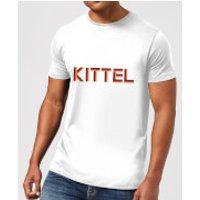 Summit Finish Kittel - Rider Name Men's T-Shirt - White - L - White