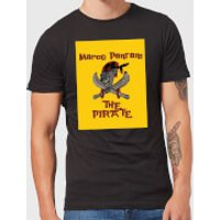Summit Finish Pantani The Pirate Men's T-Shirt - Black - L - Black