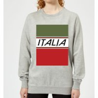 Summit Finish Italia Women's Sweatshirt - Grey - XS - Grey