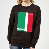 Summit Finish Pantani Il Pirata Women's Sweatshirt - Black - S - Black
