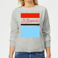 Summit Finish St Raphael Women's Sweatshirt - Grey - XXL - Grey