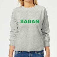 Summit Finish Sagan Bold Women's Sweatshirt - Grey - XS - Grey