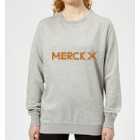 Summit Finish Merckx - Rider Name Women's Sweatshirt - Grey - XXL - Grey
