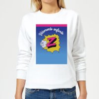 Summit Finish Z Vetements Women's Sweatshirt - White - XXL - White