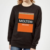 Summit Finish Molteni Women's Sweatshirt - Black - XS - Black