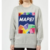Summit Finish Mapei Women's Sweatshirt - Grey - L - Grey