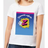 Summit Finish Z Vetements Women's T-Shirt - White - L - White