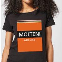 Summit Finish Molteni Women's T-Shirt - Black - M - Black