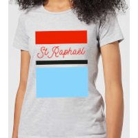 Summit Finish St Raphael Women's T-Shirt - Grey - M - Grey