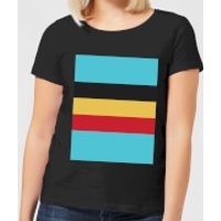 Summit Finish Belgium Flag Women's T-Shirt - Black - M - Black