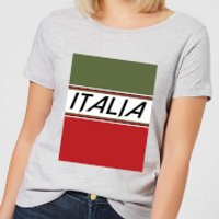 Summit Finish Italia Women's T-Shirt - Grey - XL - Grey