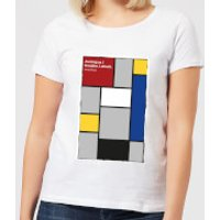 Summit Finish La Vie Claire Women's T-Shirt - White - L - White