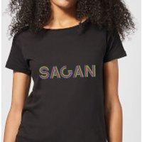Summit Finish Sagan - Rider Name Women's T-Shirt - Black - XL - Black