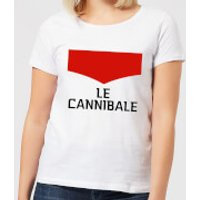 Summit Finish Le Cannibale Women's T-Shirt - White - L - White