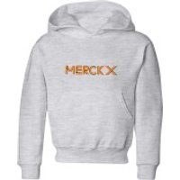 Summit Finish Merckx - Rider Name Kids' Hoodie - Grey - 5-6 Years - Grey