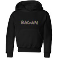 Summit Finish Sagan - Rider Name Kids' Hoodie - Black - 5-6 Years - Black