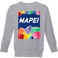 Summit Finish Mapei Kids' Sweatshirt - Grey - 3-4 Years - Grey
