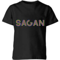 Summit Finish Sagan - Rider Name Kids' T-Shirt - Black - 5-6 Years - Black