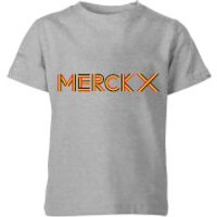 Summit Finish Merckx - Rider Name Kids' T-Shirt - Grey - 3-4 Years - Grey
