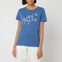 A.p.c. Sienna T-shirt - Blue