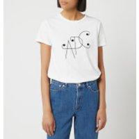 A.p.c. Klee T-shirt - White