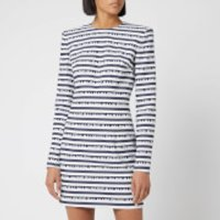 Balmain Mini Dress - Blue