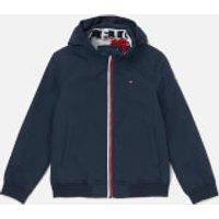 Tommy Hilfiger Boys Essential Jacket - Black Iris - 8 Years - Blue