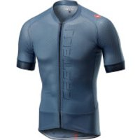 Castelli Climber's 2.0 Jersey - XXL - Light Steel Blue