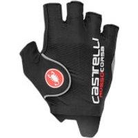 Castelli Rosso Corsa Pro Gloves - Black - XS - Black