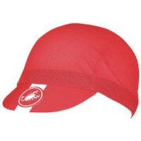 Castelli A/C Cap - Red