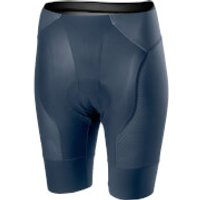 Castelli Women's Free Aero Race 4 Shorts - S - Dark Steel Blue