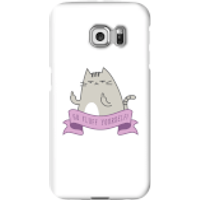 Go Fluff Yourself! Phone Case for iPhone and Android - Samsung S6 Edge - Snap Case - Matte