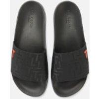 Ted Baker Men's Mastal Slide Sandals - Black - UK 7 - Black