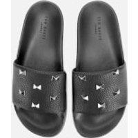 Ted Baker Women's Sydeni Slide Sandals - Black - UK 4 - Black