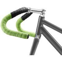 Fabric Hex Duo Bar Tape - Black/Green