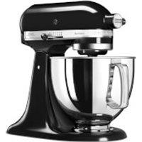 KitchenAid 5KSM175PSBOB Artisan 4.8L Stand Mixer - Onyx Black