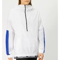 Reebok Women's Meet You There Woven Jacket - White - L - White