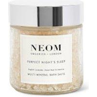 NEOM Perfect Nights Sleep Natural Multi Mineral Bath Salts