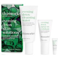 this works Evening Detox Skin Solution (Worth PS58.20)