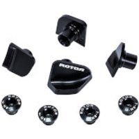 Rotor Shimano Ultegra R8000 Bolt Cover Set - 110 x 4 BCD