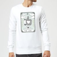 Barlena The Like Sweatshirt - White - 3XL - White