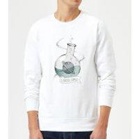 Barlena I Need Space Sweatshirt - White - XL - White