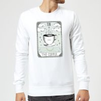 Barlena The Coffee Sweatshirt - White - XL - White