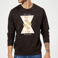 Barlena Feather Sweatshirt - Black - XL - Black