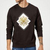 Barlena Compass Sweatshirt - Black - L - Black