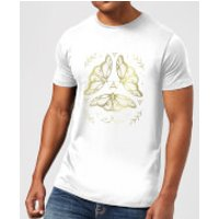 Barlena Fairy Dance Men's T-Shirt - White - XXL - White - Dance Gifts
