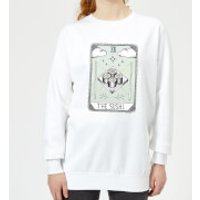 Barlena The Sushi Women's Sweatshirt - White - XXL - White - Sushi Gifts